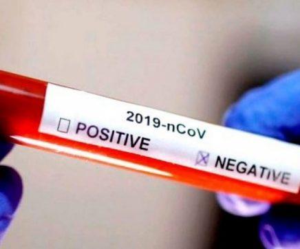 Doentes em casa passam a recuperados só com um teste negativo à covid-19
