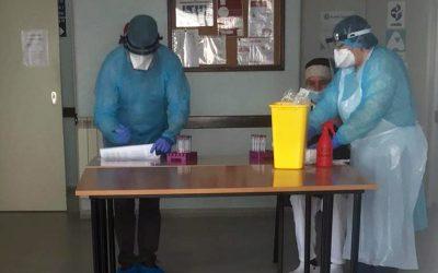 Lezíria do Tejo já iniciou testes à covid-19 em lares de idosos
