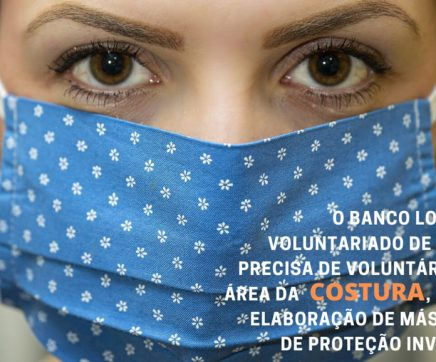 Tomar procura voluntários para a produção de máscaras