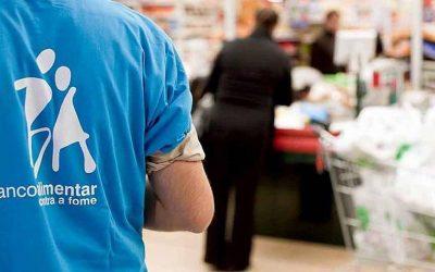 Campanha do Banco Alimentar arranca com vales nos supermercados e Internet