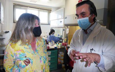 Laboratório do Centro Hospitalar do Médio Tejo ganha autonomia e processa 1.500 testes/dia