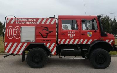 Câmara de Salvaterra de Magos reforça apoio aos bombeiros em 120 mil euros