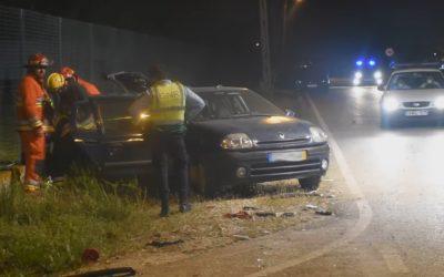 Criança de 6 anos morre em acidente em Samora Correia