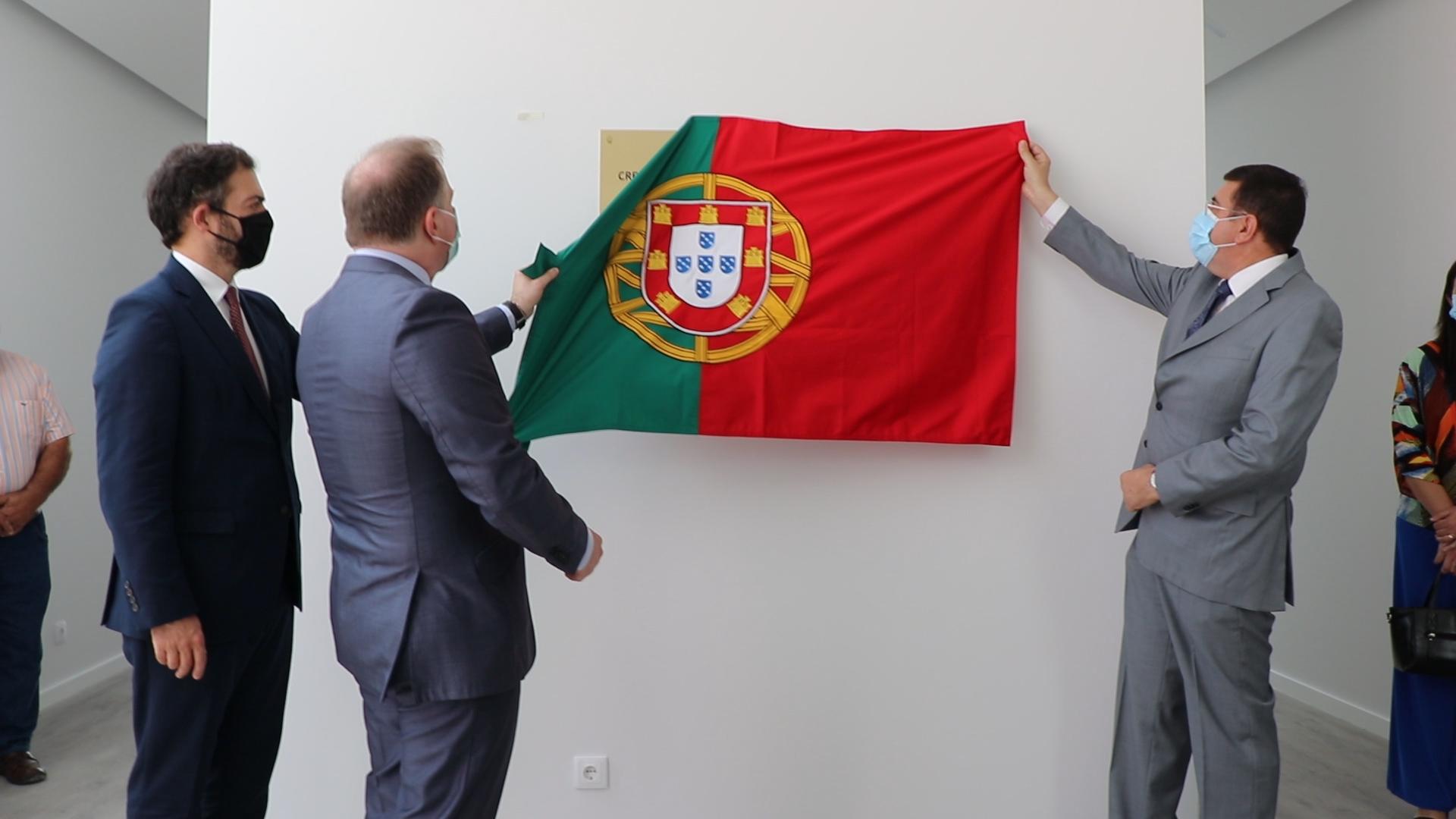 VÍDEO | Primeiro crematório do distrito de Santarém começa a funcionar a 1 de Junho