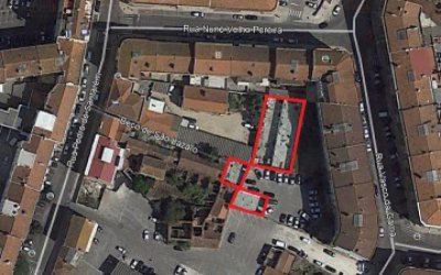 Armazéns no Cerco de São Lázaro começam a ser demolidos