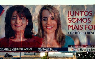 BE de Salvaterra de Magos afasta deputada municipal