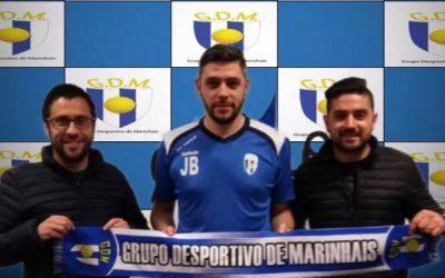 GD Marinhais apresenta novo técnico para a próxima temporada