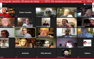 Conferência digital evoca médico e dramaturgo Bernardo Santareno