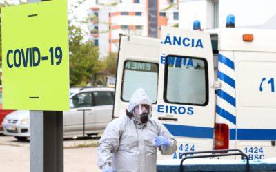 Portugal com 5.550 casos volta atingir novo máximo diário desde início da pandemia
