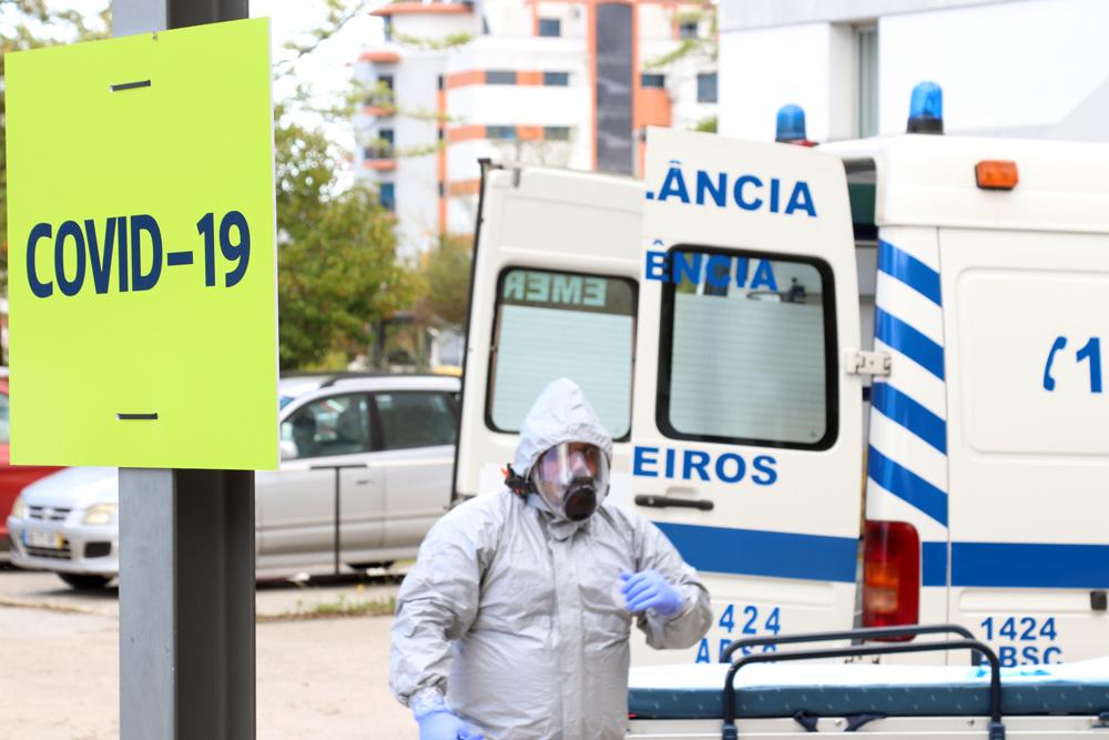 Hospital de Santarém com 21 profissionais infectados e 50 em isolamento