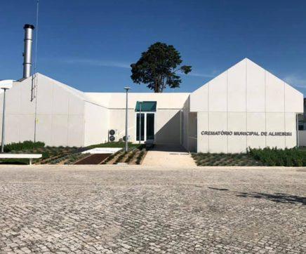 Crematório de Almeirim começa a funcionar a 1 de Junho