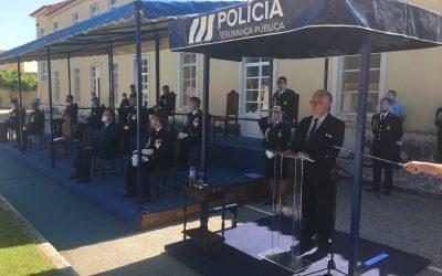 Ministro realça contributo das forças de segurança durante pandemia em Torres Novas