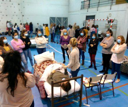 80 pessoas terminam formação para assistentes operacionais na área da saúde
