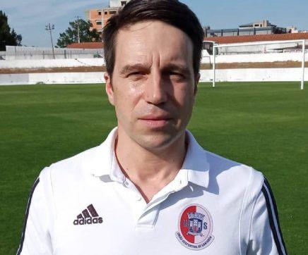Gonçalo Silva assume direcção técnica da União Desportiva de Santarém