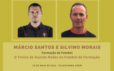 AFS promove formação específica com  Márcio Santos e Silvino Morais