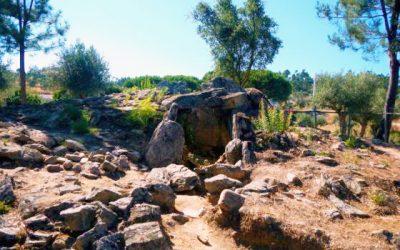 Impacto de obra próxima de monumento megalítico em Tomar preocupa 'Os Verdes'