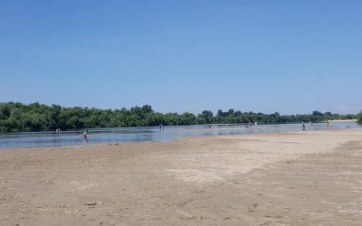 Proteção Civil de Santarém alerta para o perigo das praias fluviais sem vigilância