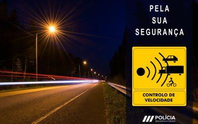 Radar da PSP volta à rua de 25 a 29 de Maio