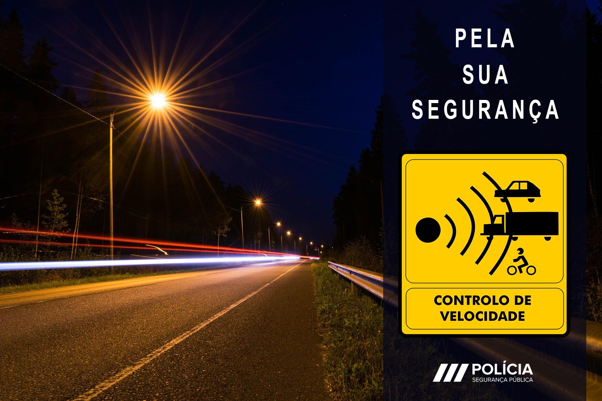 Polícia de Segurança Pública revela locais do radar no mês de Junho