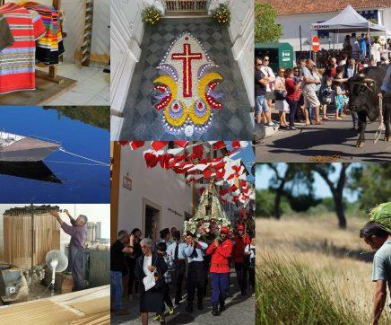 Sete finalistas regionais do distrito de Santarém apurados para as 7 Maravilhas da Cultura Popular