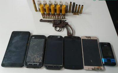 Homem detido pela GNR por violência doméstica e posse ilegal de arma