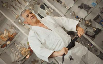 """""""As autarquias da região têm correspondido ao Judo com o reconhecimento que lhe é devido"""""""