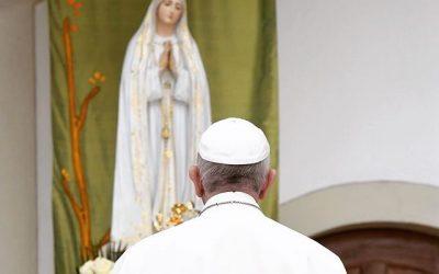Fátima assinala 100 anos da chegada da imagem de Nossa Senhora à Capelinha das Aparições