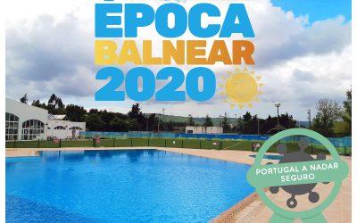Complexo de Piscinas de Rio Maior distinguido com 'Selo de Qualidade Portugal a Nadar Seguro'