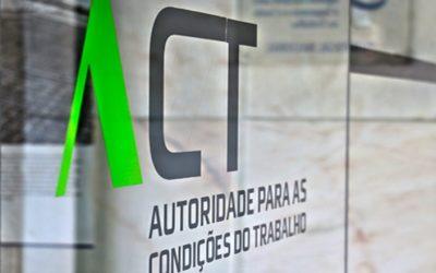 ACT fiscaliza regras da DGS nos locais de trabalho e carros de serviço