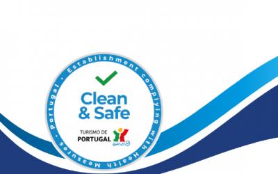 Turismo de Portugal lança plataforma Clean & Safe