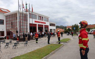 Bombeiros de Freixianda inauguram requalificação do quartel