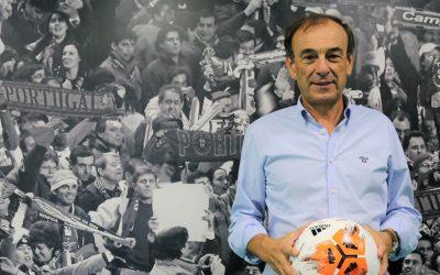 Francisco Jerónimo é recandidato à presidência da Associação de Futebol de Santarém