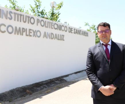 João Moutão eleito presidente do IP Santarém