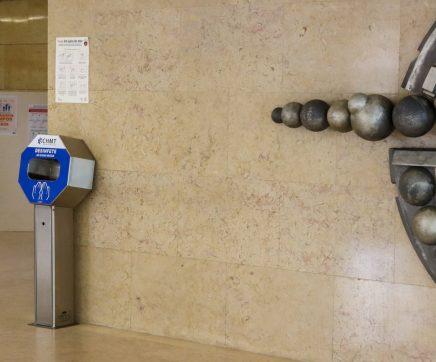 Empresa de Constância com centenas de encomendas de máquinas de desinfecção