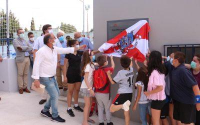 Novo polidesportivo inaugurado no Vale de Santarém