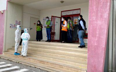 Trabalhadores da Sonae no Cartaxo fazem teste depois de caso positivo