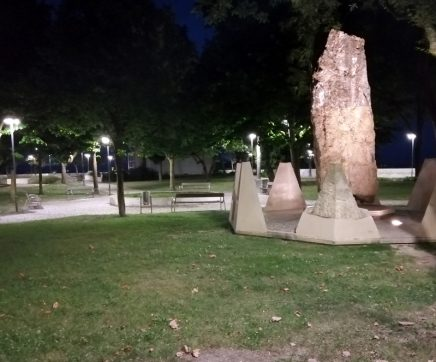 Nova iluminação LED traz mais segurança ao Jardim de S. Bento
