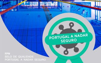 """Viver Santarém conquista """"Selo de Qualidade Portugal a Nadar Seguro"""""""