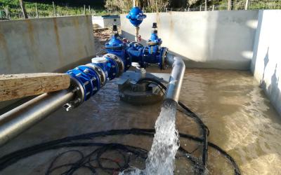 Águas de Santarém investe 2 milhões de euros na captação e armazenamento
