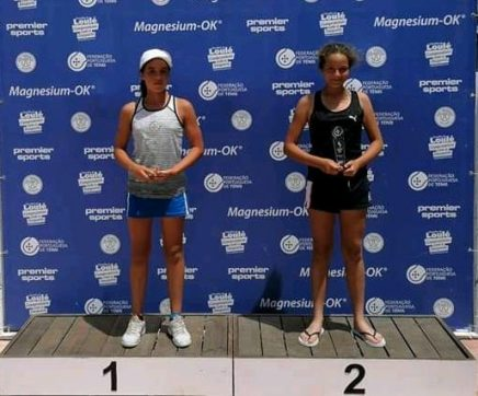 Atleta do Clube de Ténis de Santarém sagra-se campeã nacional