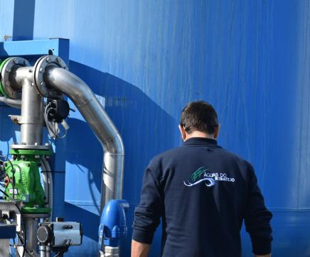 Águas do Ribatejo higieniza e inspeciona mais de 100 reservatórios até Dezembro