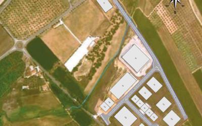 Aberto concurso para obra de 1,2 milhões de euros na Zona Industrial de Riachos