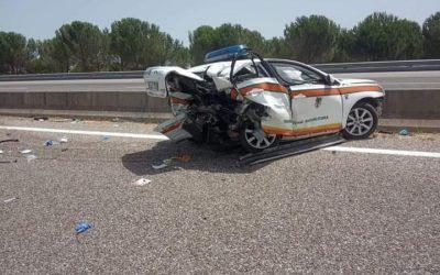 Morreu um dos militares da GNR envolvidos no acidente na A1
