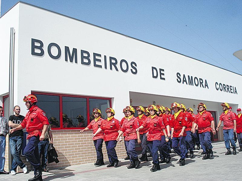 Bombeiros de Samora Correia sugerem alternativas a campanhas de ajuda