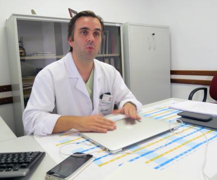 Médico do CHMT nomeado para a Comissão Nacional da Covid-19