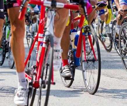 Ciclistas manifestam-se contra atropelamentos na estrada em Santarém