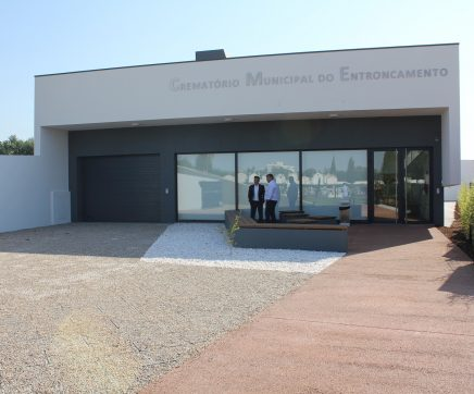 Crematório Municipal do Entroncamento já está em funcionamento