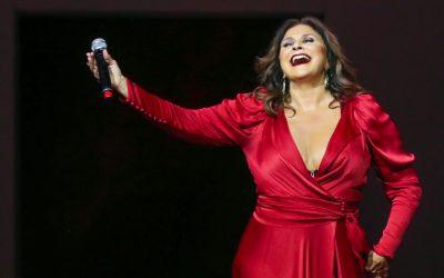 Fafá de Belém dá concerto em directo a partir de Fátima