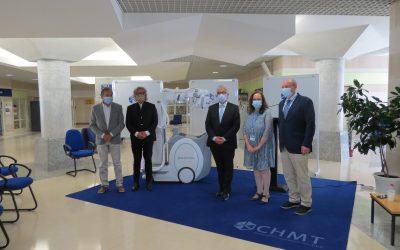 Renova oferece dois equipamentos de RX ao Centro Hospitalar do Médio Tejo