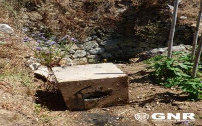 GNR recuperou arte sacra furtada de capela em Tomar